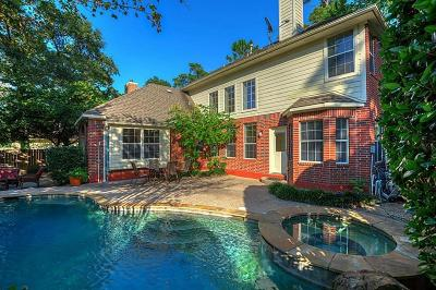 The Woodlands Single Family Home For Sale: 159 Sterling Pond