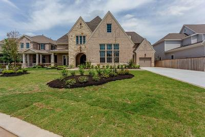 Conroe Single Family Home For Sale: 2013 Bluestem Drive