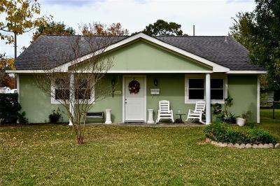 Deer Park Single Family Home For Sale: 7401 Oscar Drive