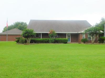 Rosenberg Single Family Home For Sale: 1812 Lyle Lane