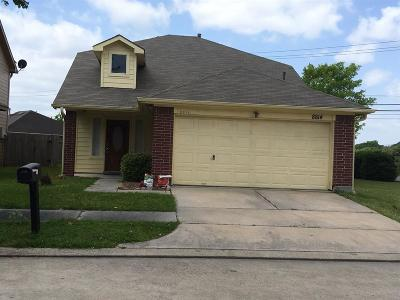 Houston Single Family Home For Sale: 8814 Tierra Park