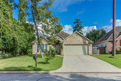 Montgomery Single Family Home For Sale: 12714 Lake Shore Drive