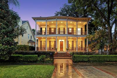 Single Family Home For Sale: 1221 Omar Street