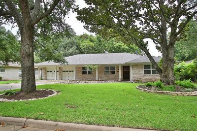 Sugar Land Single Family Home For Sale: 527 Kyle Street