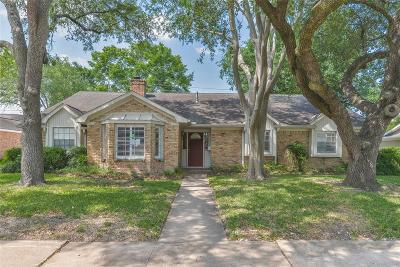 Meyerland Single Family Home For Sale: 5326 Rutherglenn Drive
