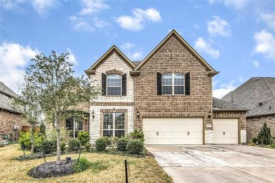 Tomball Single Family Home For Sale: 13410 Columbia Key Drive