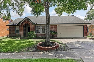 Friendswood Single Family Home For Sale: 16027 Surrey Woods Drive