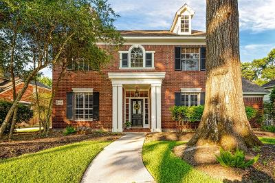 Kingwood Single Family Home For Sale: 3714 Mossy Rock Court