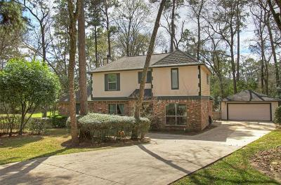 The Woodlands Single Family Home For Sale: 14 Torch Pine Ct
