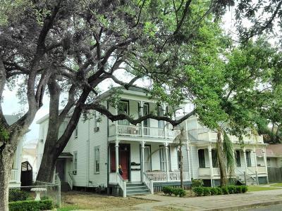 Galveston Multi Family Home For Sale: 2014 Avenue M
