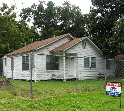 Houston Single Family Home For Sale: 4701 Cochran Street