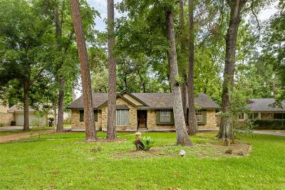 Conroe Single Family Home For Sale: 566 Beauregard Drive
