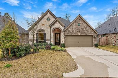 Montgomery Single Family Home For Sale: 115 Bradford Bluff Drive