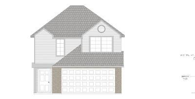 Willis Single Family Home For Sale: 14920 Crockett