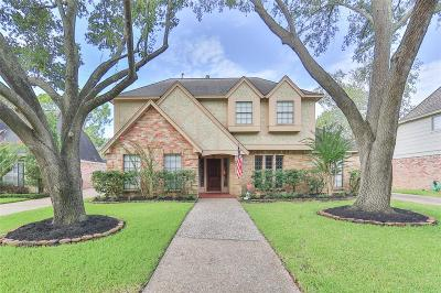 Katy Single Family Home For Sale: 1318 Dominion Drive