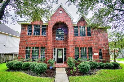 Katy Single Family Home For Sale: 3229 Bend Willow Lane