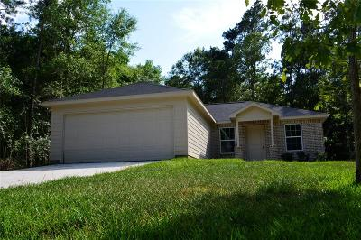 Montgomery County Single Family Home For Sale: 15037 Crockett Road
