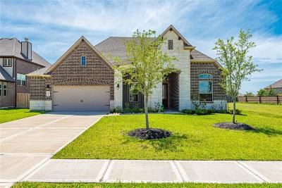 Katy Single Family Home For Sale: 3506 Harper Ferry Place