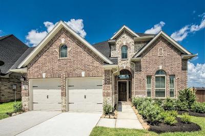 Richmond Single Family Home For Sale: 8322 Remington Bluff Lane