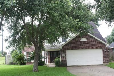 Missouri City Single Family Home For Sale: 830 Coral Tree Place