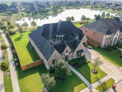 Katy Single Family Home For Sale: 2203 Park Ravine Drive