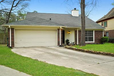 Conroe Single Family Home For Sale: 3 Regency Court