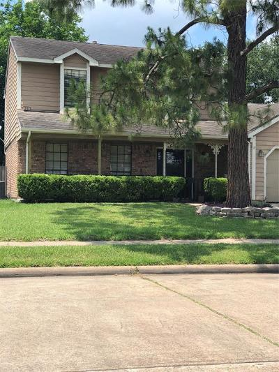 Houston Single Family Home For Sale: 8419 Sunny Ridge Drive
