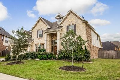 Katy Single Family Home For Sale: 26311 Rolling Silver Lane