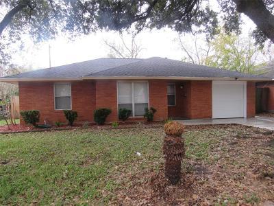Pasadena Single Family Home For Sale: 1708 Effie Lane