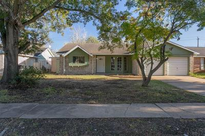 Houston Single Family Home For Sale: 11510 Sagegrove Lane