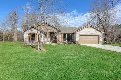 Dayton Single Family Home For Sale: 536 Road 6609