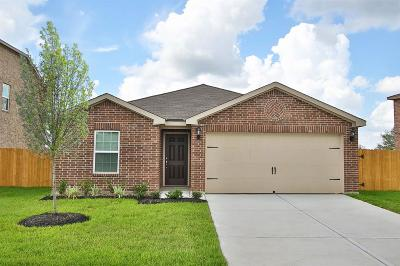Texas City Single Family Home For Sale: 2326 Nautica Terrace Drive
