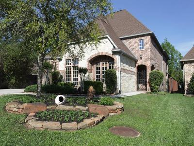 The Woodlands Single Family Home For Sale: 94 Wood Manor Place