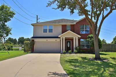 Missouri City Single Family Home For Sale: 3803 Parade Court