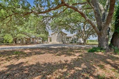 Farm & Ranch For Sale: 1565 Sealy Road