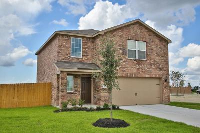 Texas City Single Family Home For Sale: 2326 Oyster Bay Avenue