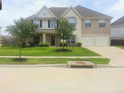 Richmond Single Family Home For Sale: 7415 Sunset Bend Lane Lane