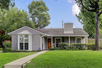 River Oaks Single Family Home For Sale: 3841 Meadow Lake Lane