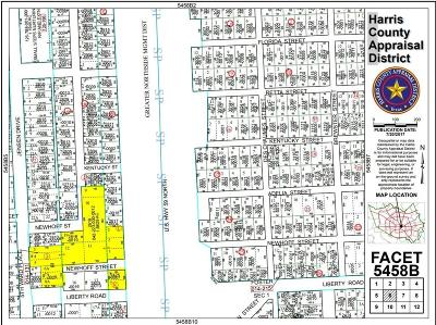Houston Residential Lots & Land For Sale: 2819 Newhoff Street