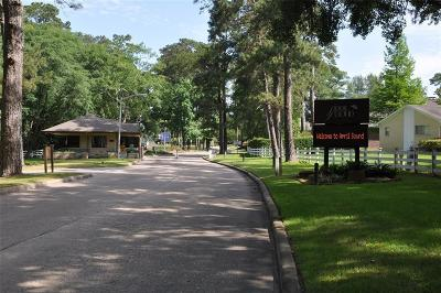 Conroe Residential Lots & Land For Sale: 229 April Waters Drive W