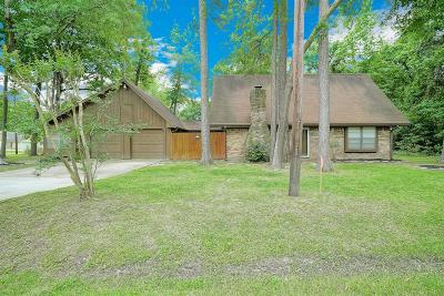 Conroe Single Family Home For Sale: 10211 Longleaf Drive