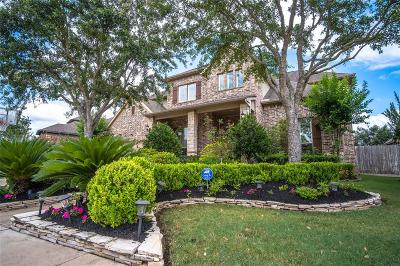 Sugar Land Single Family Home For Sale: 2611 Sentry Oak Way