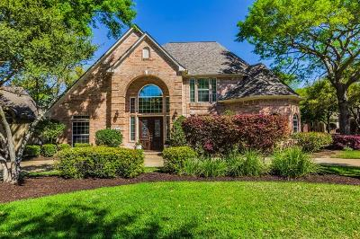 Katy Single Family Home For Sale: 20302 Hickory Chase Court