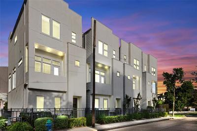 Houston Single Family Home For Sale: 104 Pierce Street