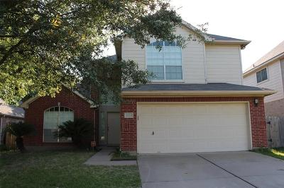 Houston Single Family Home For Sale: 8743 Copperbrook Drive