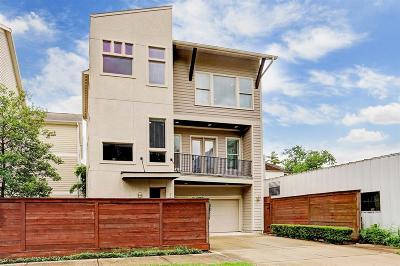 Houston Single Family Home For Sale: 1220 Detering Street