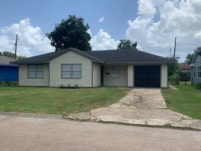 Pasadena Single Family Home For Sale: 3218 Earl Street