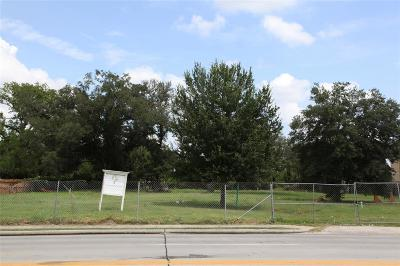 Houston Residential Lots & Land For Sale: Griggs