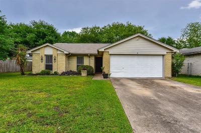 Deer Park Single Family Home For Sale: 2601 Garrett Boulevard