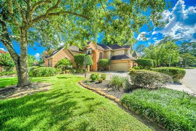 Humble TX Single Family Home For Sale: $334,950